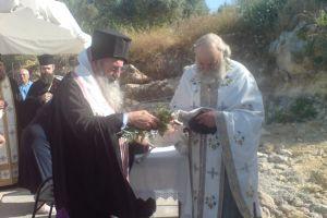 Ανέγερση Ιερού Ναού Αγίων Πορφυρίου και Παϊσίου και τα επικείμενα θυρανοίξια
