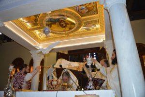 Λάβρος ο Σεβ.Πειραιώς Σεραφείμ κατά της… περήφανης παρέλασης, από τον Άγιο Δημήτριο Νέου Φαλήρου.
