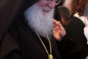 Ο Ηγούμενος της Ι.Μ.Μονής Βατοπαιδίου Γέροντας Εφραίμ, στην 33η Γιορτή Νεολαίας της Ι.Μητροπόλεως Πειραιώς