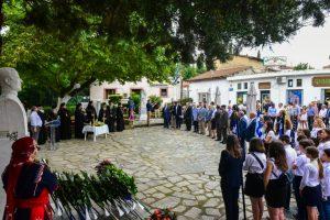 Tιμήθηκε η 105η επέτειος της τριήμερου μάχης Λαχανά-Κιλκίς
