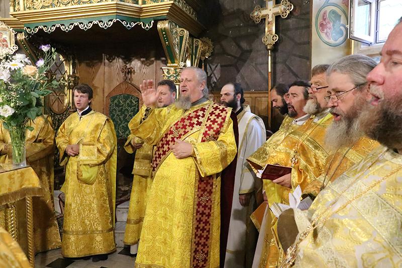 Η εορτή του Αγίου Λουκά του ιατρού στη Συμφερούπολη της Κριμαίας