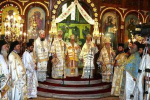 Ο εορτασμός του Ιδρυτή της Εκκλησίας των Φιλίππων στην Καβάλα