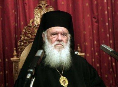 Το επεισόδιο της δήθεν «επίθεσης»  κατά του αυτοκινήτου του Αρχιεπισκόπου στο Σύνταγμα, «αποκαλύπτει» την παρακμή της κοινωνίας  μας!