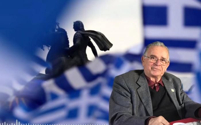 Σαράντος Καργάκος: Ο Τσίπρας, Η ΜΑΚΕΔΟΝΙΑ κι η αποτυχία του.