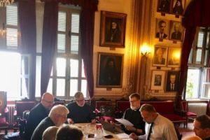Συνεδριάσεις της Επιτροπής του Θεολογικού Διαλόγου Ορθοδόξου Εκκλησίας και Αγγλικανικής Κοινωνίας στη Χάλκη