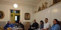 1η Κληρικολαϊκή Συνέλευση της Ι.Μ. Σουηδίας