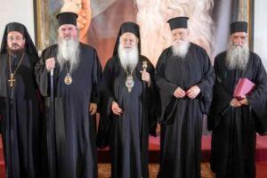 Η Ι.Μ. Βεροίας τίμησε τον Άγιο Επίσκοπο Φλωρίνης Αυγουστίνο Καντιώτη