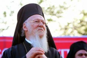 Ο Οικ.Πατριάρχης Βαρθολομαίος στις Σπέτσες για το 9ο διεθνές οικολογικό συμπόσιο