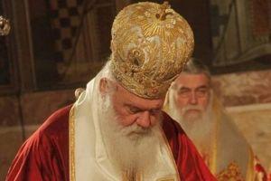 Με επισημότητα θα εορτάσει τα ονομαστήριά του ο Αρχιεπίσκοπος Ιερώνυμος