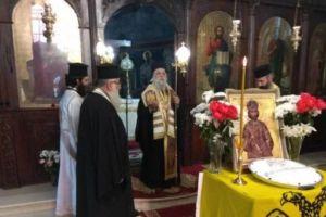 Επιμνημόσυνη Δέηση και εκδήλωση αφιερωμένη στην Άλωση από την Μητρόπολη Γρεβενών