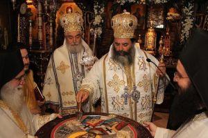 Εορτασμός Αγίου Αυγουστίνου στο Τρίκορφο Φωκίδος-Λαός και 3 Αρχιερείς λάμπρυναν την πανήγυρη