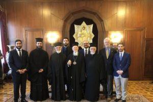 Επίσκεψη του Μεταπτυχιακού Ινστιτούτου Ορθοδόξου Θεολογίας Σαμπεζύ στην Κωνσταντινούπολη