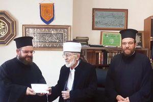 Ευχές της Μητρόπολης Μαρωνείας στους μουσουλμάνους της Θράκης
