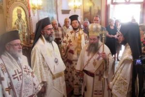 Η Νίσυρος τίμησε τον Αγιο Νεομάρτυρα Νικήτα
