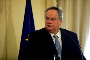 Ο Υπ-Εξ Νίκος Κοτζιάς και πάλι κατά της Εκκλησίας: «Δεν την αφορά το θέμα των Σκοπίων»