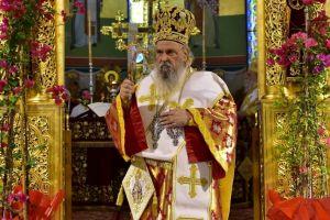 Η Ιερά Σύνοδος για την εκδημία του Μητροπολίτη Λαρίσης – Τοποτηρητής ο Δημητριάδος Ιγνάτιος