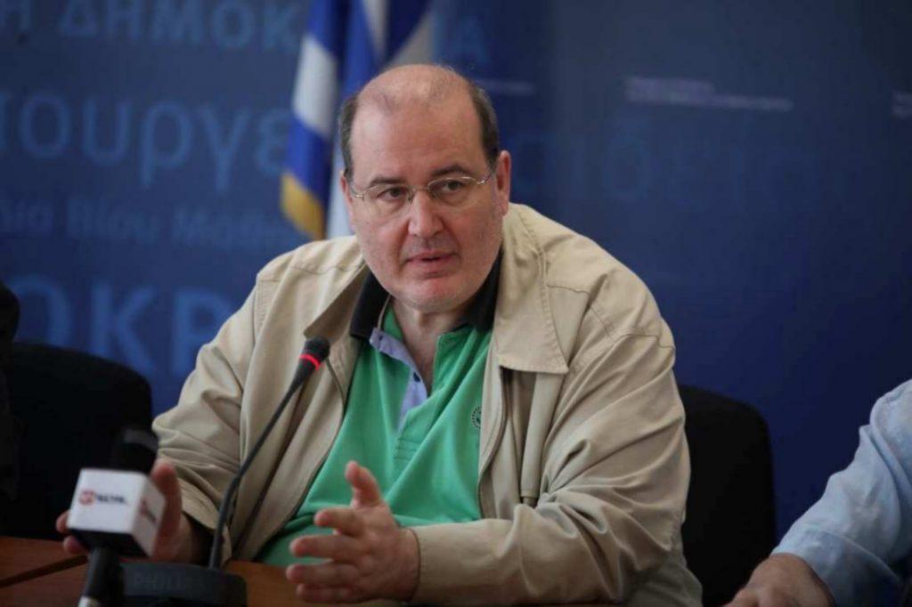 Νέα «κορώνα» Νίκου Φίλη: Πολλοί ιεράρχες στην Ελλάδα διακατέχονται από «χομεϊνισμό»