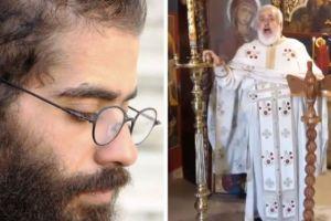 «Θα 'θελα να 'μουν στο εκκλησίασμα για να σου κλείσω το στόμα!» – Ένας ιερέας της νέας γενιάς απαντά στον παπα-Χρήστου