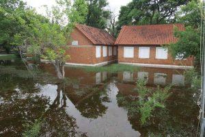 Πλημμύρισε ο χώρος των Εκκλησιαστικών Κατασκηνώσεων της Ι.Μ. Φθιώτιδος