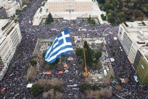 Ορθόδοξα Χριστιανικά Σωματεία Αθηνών καλούν σε ξεσηκωμό για τη Μακεδονία μας