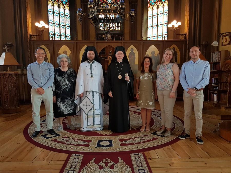 Το Όσλο στηρίζει την ανακαίνιση του Καθεδρικού Ναού Στοκχόλμης