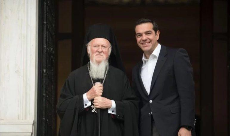 """You are currently viewing Η κυβέρνηση """"χάρηκε"""" για την απόφαση του Οικ.Πατριαρχείου να δει θετικά το αίτημα της Εκκλησίας των Σκοπίων."""