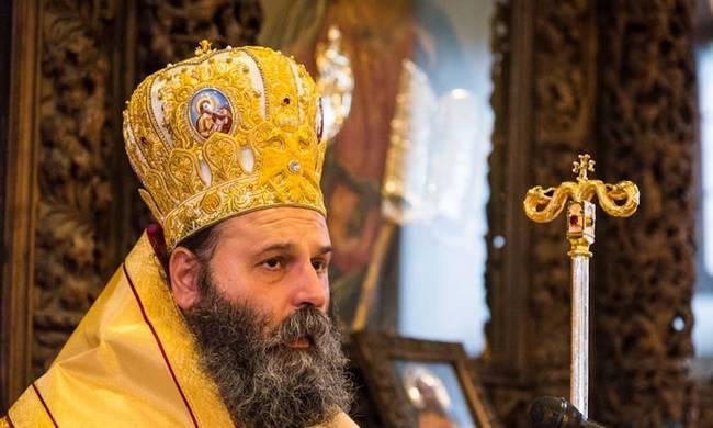 You are currently viewing Βαριές  καταγγελίες του Μητροπολίτη Ιωαννίνων για το πρόσωπο που «κρύβεται» πίσω από την ταλαιπωρία του Γηροκομείου Ιωαννίνων