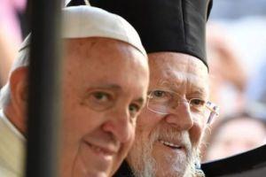 Ημέρα Προσευχής για τη Μέση Ανατολή – Μαζί Οικουμενικός Πατριάρχης και Πάπας
