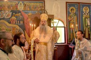 Η εορτή της Αγίας Μαρίνας στη Μητρόπολη Σταγών και Μετεώρων