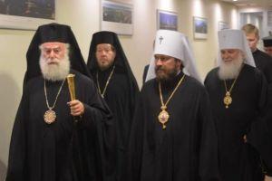 Στη Μόσχα( πάλι!!!)ο Πατριάρχης Αλεξανδρείας Θεόδωρος