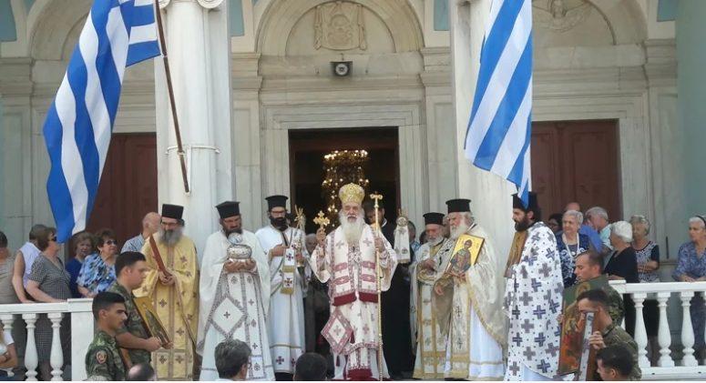 You are currently viewing Η Σάμος τίμησε τους Αγίους της