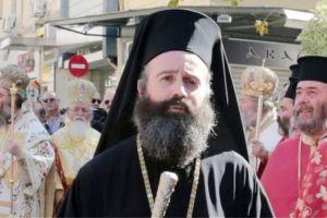 Συνέντευξη επισκόπου Χριστουπόλεως Μακαρίου στην εφημερίδα « Νέα Κρήτη»