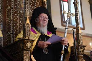 Εκκληση του Πατριάρχη Βαρθολομαίου στην ομογένεια, για παροχή βοήθειας στους πληγέντες της πυρκαγιάς