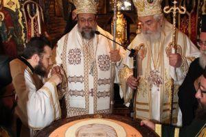 Πνευματική πανδαισία η εορτή του Οσίου Σεραφείμ του Σάρωφ στο Τρίκορφο Φωκίδος