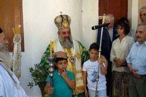 Πανηγύρισε η Ιερά Μονή Ρουστίκων Ρεθύμνης