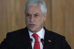 Ο Πρόεδρος της Χιλής Πινιέρα κατά της Καθολικής Εκκλησίας
