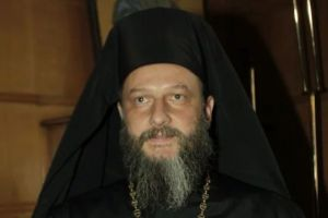 Ο ηρωικός Αρχιεπίσκοπος Αχρίδος Ιωάννης στόχος κόμματος στα Σκόπια