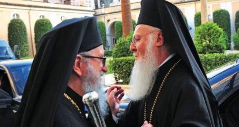 "You are currently viewing Μήνυμα του Οικ.Πατριάρχη στην Κληρικολαική: ""Δεν κρύβουμε την έντονη ανησυχία μας για την Αρχιεπισκοπή Αμερικής"""