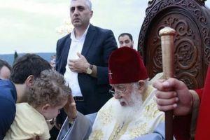 36.000 παιδιά βάπτισε ο Πατριάρχης Γεωργίας Ηλίας
