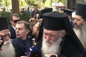 Οι δηλώσεις του Ιερωνύμου για Ιγνάτιο: Αγωνίστηκε παρά τις αντιξοότητες που αντιμετώπισε