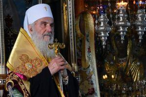 Πόρτα»  έδειξε στον Πάπα,  o Πατριάρχης Σερβίας  Ειρηναίος