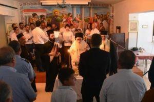Ο Δημητριάδος Ιγνάτιος στα εγκαίνια Εκκλησιαστικού Μουσείου στην Αγιά