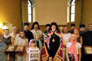 Ο εορτασμός του Αγίου Παντελεήμονα στην Απολλωνιάδα Προύσης