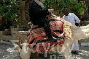 Επί πώλου… καμήλας καθήμενος ο Σταγών και Μετεώρων Θεόκλητος