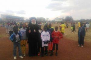Ο Πατριάρχης Αλεξανδρείας στην Κένυα