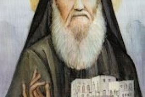 Η Ι.Σύνοδος του Οικουμενικού Πατριαρχείου, αποφάσισε την Αγιοκατάταξη του Γέροντος Αμφιλοχίου( Μακρή)του εν Πάτμω