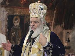 You are currently viewing Βρεσθένης Θεόκλητος: Δώρο της Παναγίας η απελευθέρωση των δύο ελλήνων αξιοματικών Με λαμπρότητα εορτάσθηκε η Κοίμηση της Θεοτόκου, στον Ιερό Ναό Ευαγγελιστρίας Πειραιώς