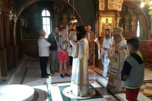 Ο εορτασμός της Παναγίας στην Μητρόπολη Γρεβενών