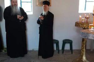 Ο Πατριάρχης του Γενους στο Μεσάδι της Ίμβρου