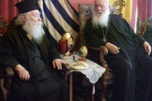 Τι  συζήτησε «ιδιαιτέρως», με τον Γέροντα Σεβ. Λήμνου Ιερόθεο ο Αρχιεπίσκοπος Ιερώνυμος